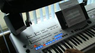 Yamaha Tyros 4 - Explaining Vocal Harmony.