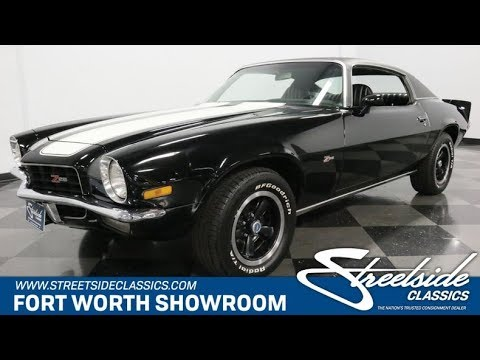 1971 Chevrolet Camaro (CC-1269049) for sale in Ft Worth, Texas