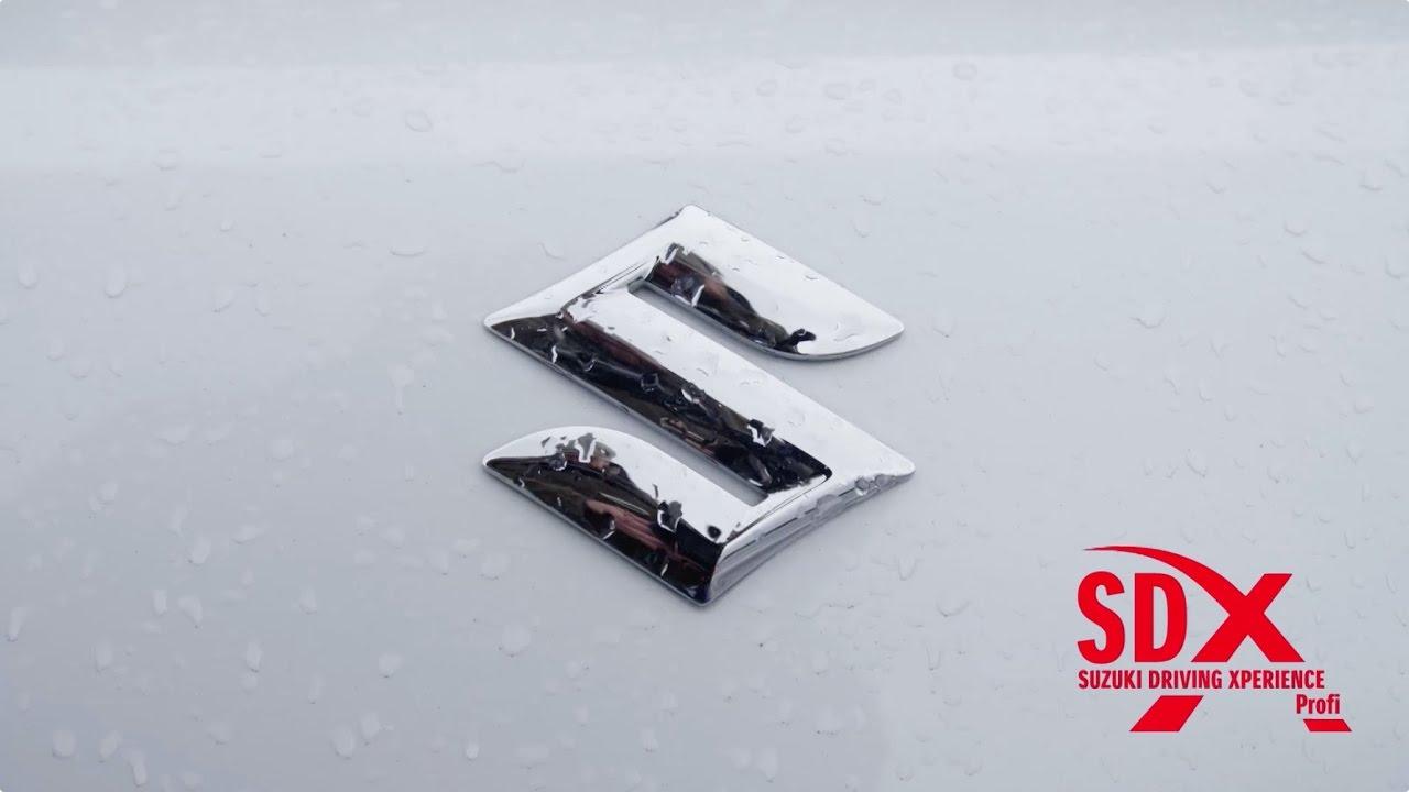 Die Suzuki Driving Xperience - SDX