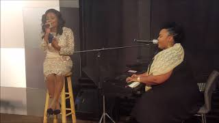 Like oil cover by Grace - Dylan and Grace worship