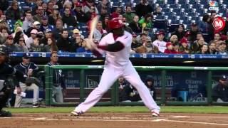 Marcador: Los 3hrs conectados en el dia de ayer en la MLB