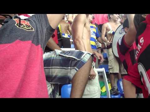 """""""Manto Sagrado"""" Barra: Nação 12 • Club: Flamengo"""