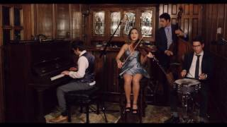 "Rather Be - Vintage Western / ""Westworld"" Saloon - Style Clean Bandit Cover ft. Ada Pasternak"