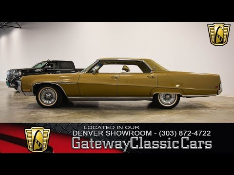 1970 Buick Electra for Sale - CC-1041268
