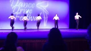 Tap Dance - Five Guys Named Moe