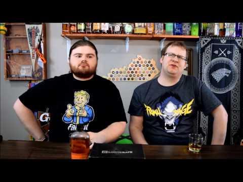 Bulleit Bourbon Review!