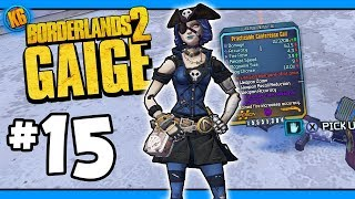 CONFERENCE CALL! - Road to Ultimate Gaige - Day #15 [Borderlands 2]