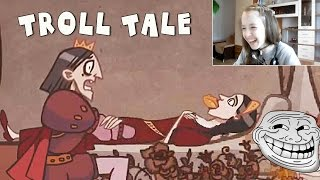 МЕНЯ ПРЕСЛЕДУЮТ ГНОМЫ!!! :D/ TROLL TALE