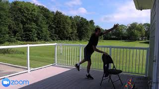 Stretch and Tone Session 3 (Zoom Session)