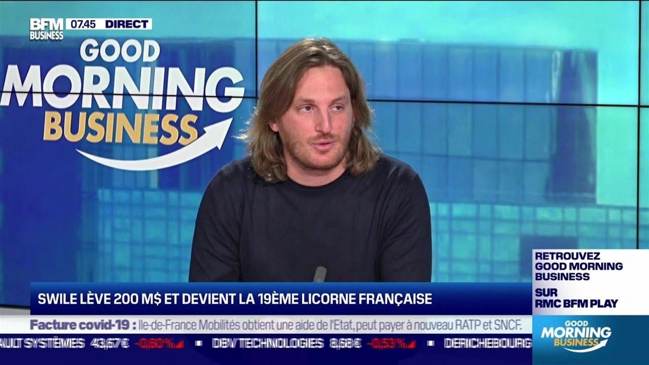Loïc Soubeyrand (Swile): Swile lève 200 millions de dollars