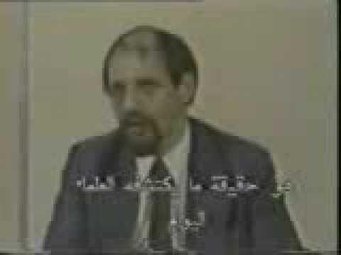 شهادات علماء الغرب (البروفيسور شرويدر) - الإعجاز العلمي فى القرآن الكريم