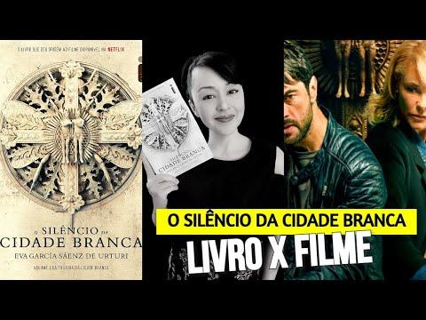 O SILÊNCIO DA CIDADE BRANCA, de Eva García Sáenz de Urturi (sem spoilers)