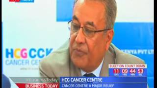 Kenya opens its doors to a comprehensive cancer centre
