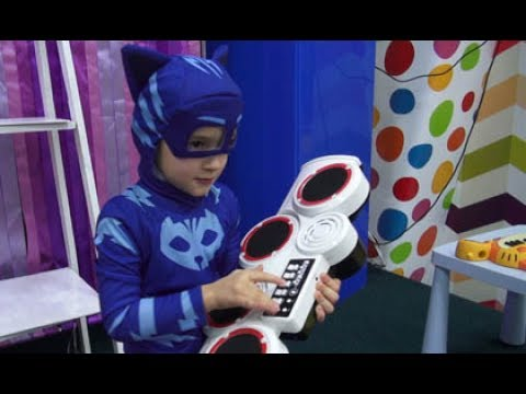 Pj Masks Catboy Costume For Kids (Boys) Video Review