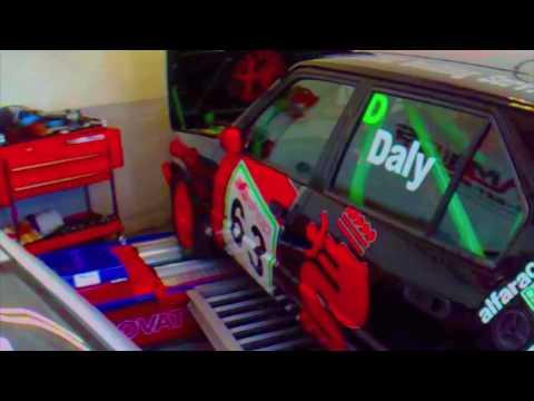 Rolling Road – Alfa Romeo 33 – Matt Daly