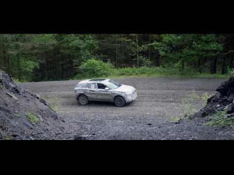 Novo Jaguar E-PACE   Testes em todas as condições