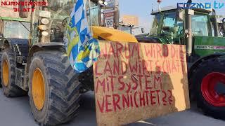 Bauernproteste in Nürnberg – Die Bauern sprechen | Nürnberger Blatt