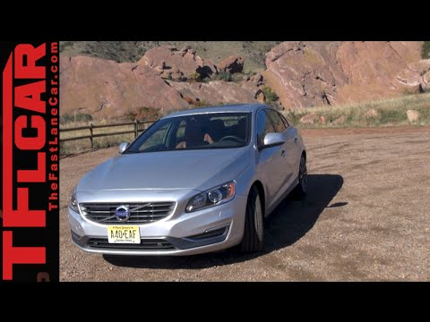 2015 Volvo S60 T6 Review: Yes, a Supercharged & Turbocharged 2.0L Engine