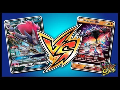 Zoroark GX / Golisopod GX vs Random Decks – Pokemon TCG Online Gameplay