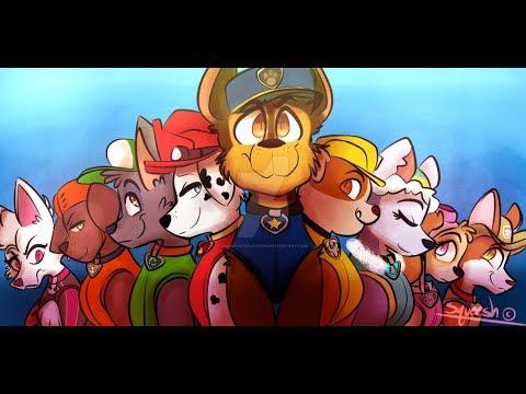 Арты щенячий патруль|1 сезон|1 серия