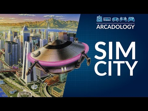 The Rise and Fall of SimCity - The History of the SimCity Franchise (2017)