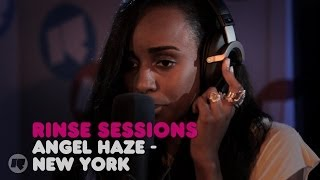 Angel Haze - New York — Rinse Sessions