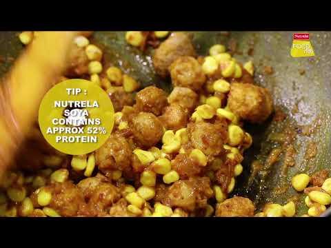 Nutrela Soya Corn Subji