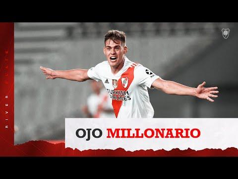 Los goles de Girotti a Atlético Tucumán  [Cámara exclusiva]