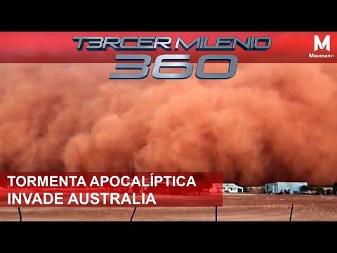 Tercer Milenio 360 | Tormenta apocalíptica invade Australia  l 22 de Noviembre