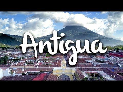 Antigua Guatemala, qué hacer y cómo llegar a Guatemala