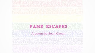 Fame Escapes