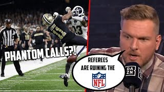Referees Are Ruining The NFL