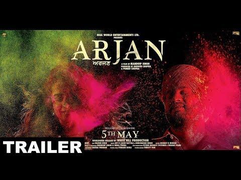 Arjan (Trailer)  Roshan Prince , Prachi Tehlan