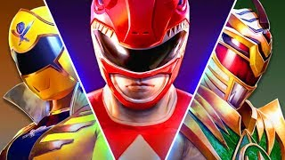 Power Rangers Battle For The Grid Gameplay Live