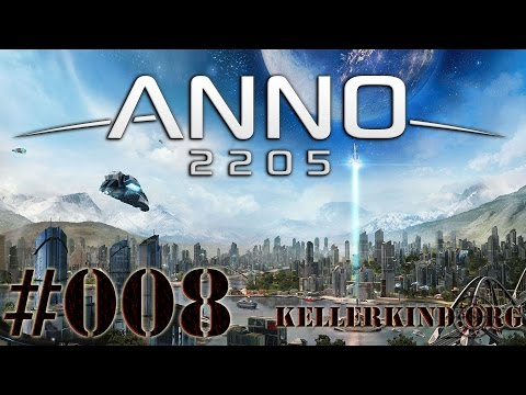 ANNO 2205 [HD|60FPS] #008 – Zweite Chancen ★ Let's Play ANNO 2205