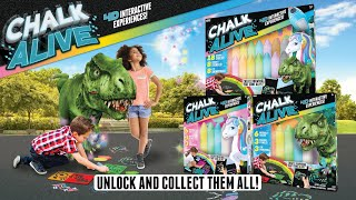 Introducing Chalk Alive™!