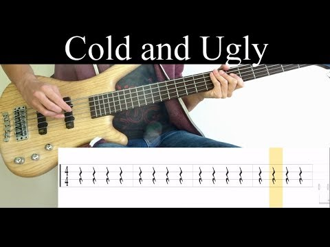 Cold And Ugly (Tool) - Bass Cover (With Tabs) by Leo Düzey