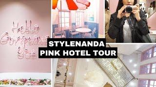 Stylenanda Pink Hotel - 3CE, Seoul