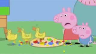 Свинка Пеппа RYTP #4 гуси гопники