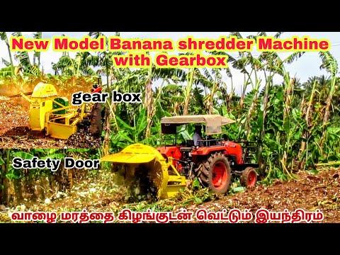 Banana Tree Cutter