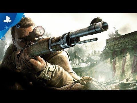Trailer de Sniper Elite V2 Remastered