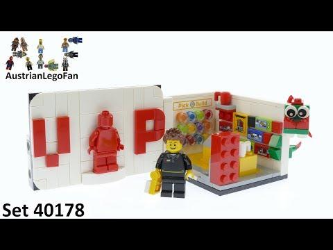 Vidéo LEGO Objets divers 40178 : Exclusive VIP Set