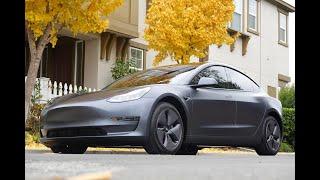 Tesla Model 3 - XPEL Stealth Clear Bra & CQuartz Finest Reserve Coating