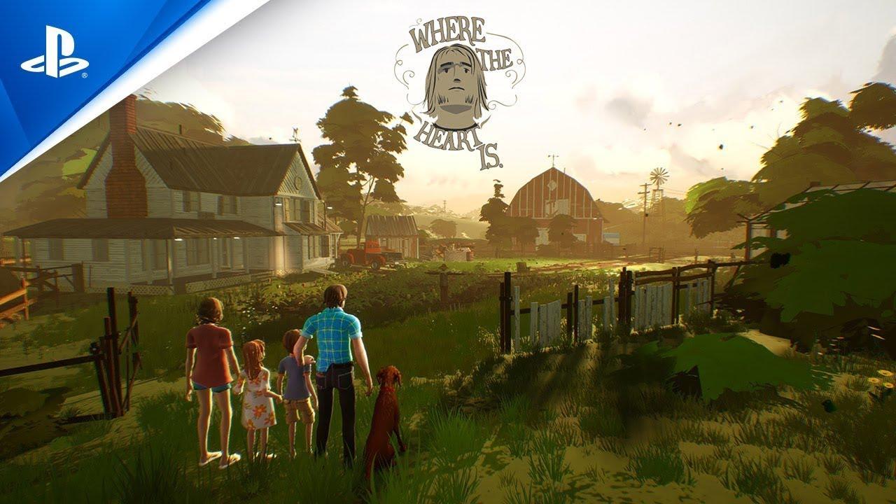 Where the Heart Is: Ein narratives Abenteuer zwischen Wahrheit und Fiktion, das im Winter 2020 für PS4 erscheint