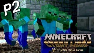 Minecraft Story Mode Chapter 4 Part 2 : 巨型迷宮