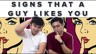Signs That A Guy Likes You | ZULA ChickChats | EP 32