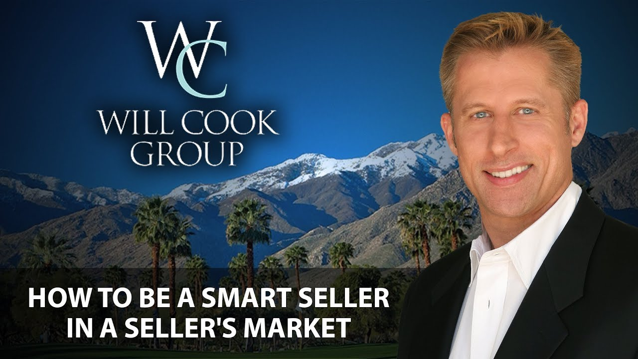 How to Be a Smart Seller in a Seller's Market
