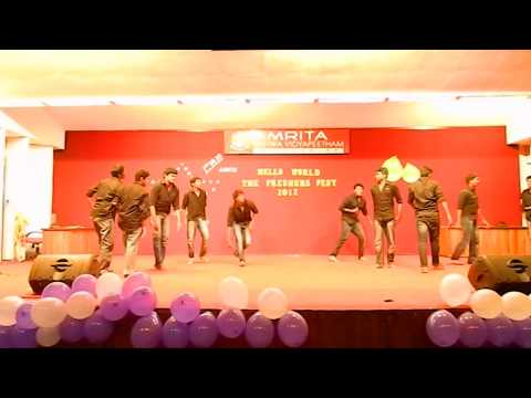 Amrita School of Engineering video cover2