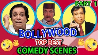 Bollywood Top Best Comedy Scenes Part 1   Back To Back Hindi Comedy Scenes