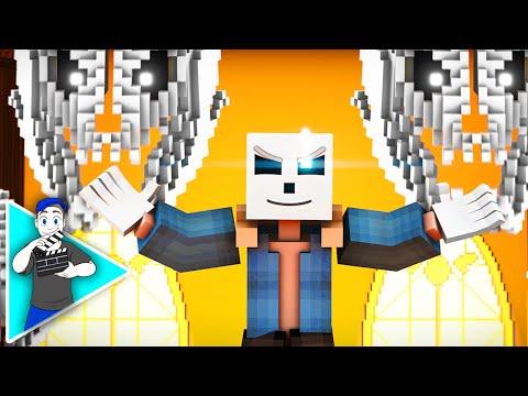 "UNDERTALE SANS SONG ""Judgement"" (Minecraft Animation by EnchantedMob)"